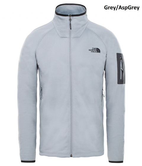 The North Face Mens Borod Full-Zip Jacket
